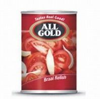 All Gold Braai Relish - 410g